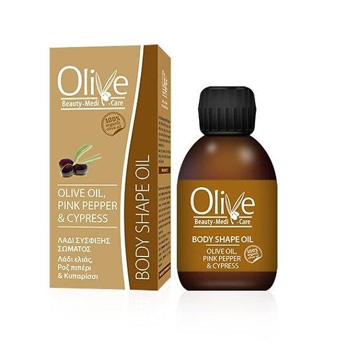 Minoan Life Body Shape Oil – Pink Pepper & Cypress Essential Oil 90ml