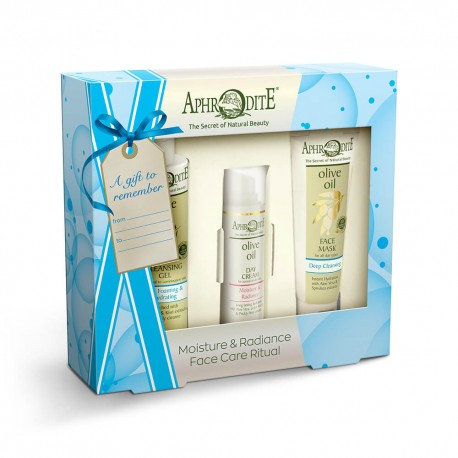 "APHRODITE Face Care ""Moisture & Radiance"" Gift Set"
