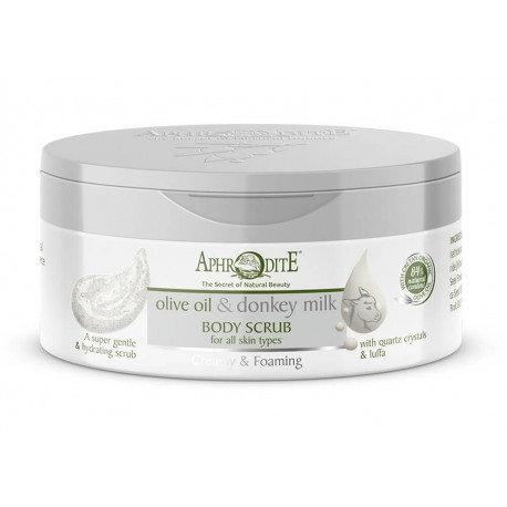 APHRODITE Creamy & Foaming Body Scrub