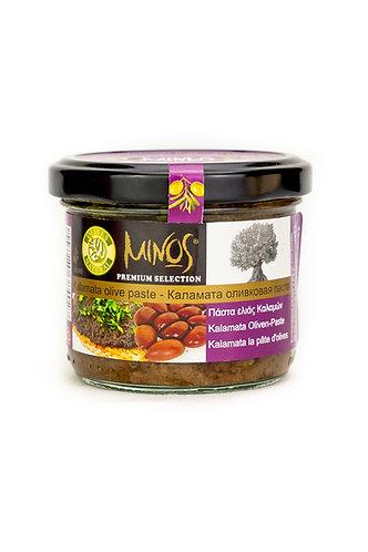 Minos Kalamata Olives Paste 100g