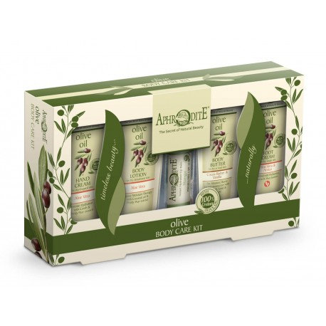 APHRODITE Body Spa Kit (with aloe vera)