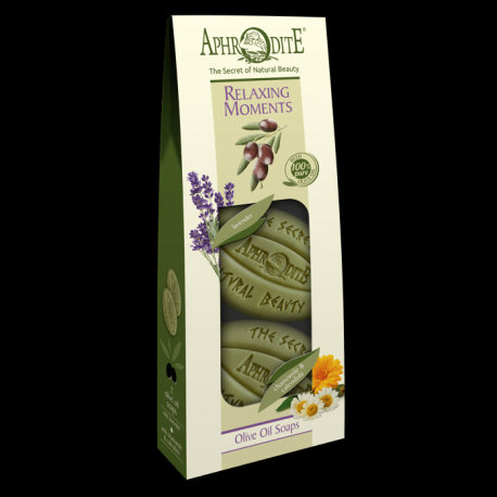APHRODITE Relaxing Moments Two Soaps Gift Set