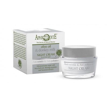 APHRODITE Anti-wrinkle & Anti-Pollution Night Cream