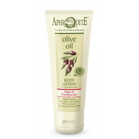 APHRODITE Regenerating Body Lotion with Argan & Pomegranate 200ml
