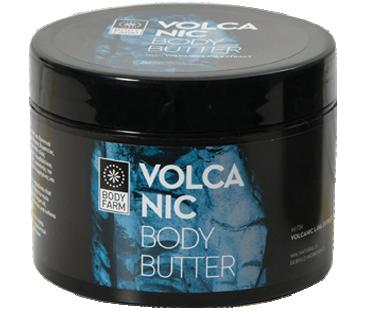 Bodyfarm Volcanic Body Butter 200ml
