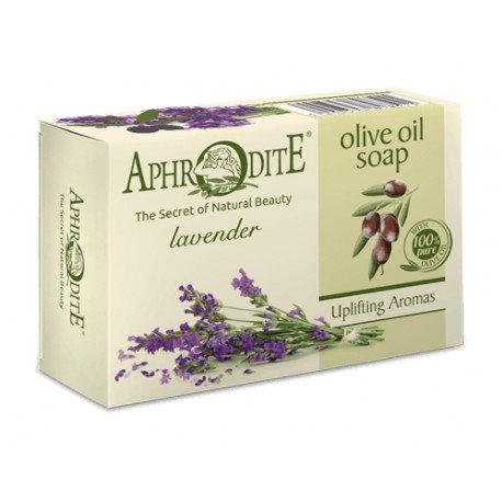 APHRODITE Olive oil soap with Lavender 100g