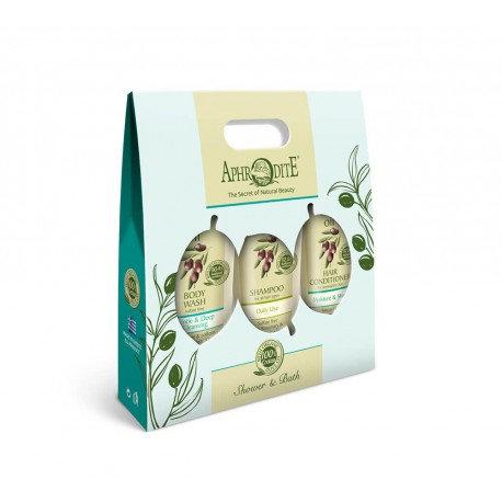 APHRODITE Hair & Bath Care Travel Kit