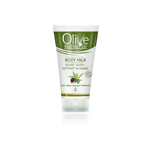 Minoan Life Body Milk – Olive, Aloe, Dittany & Fennel 150ml