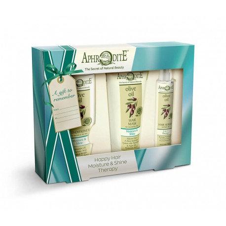 "APHRODITE Hair Care ""Moisture & Shine"" Gift Set"