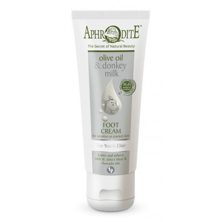 APHRODITE The Youth Elixir Foot Cream for dry skin/cracked heels