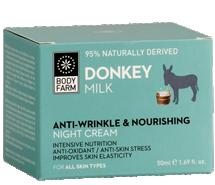 Bodyfarm Donkey Anti-wringle Night Face Cream 50ml