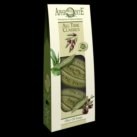 APHRODITE All Times Classic Two Soaps Gift Set