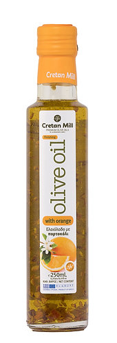 Olive Mill Olive Oil with Orange 250ml