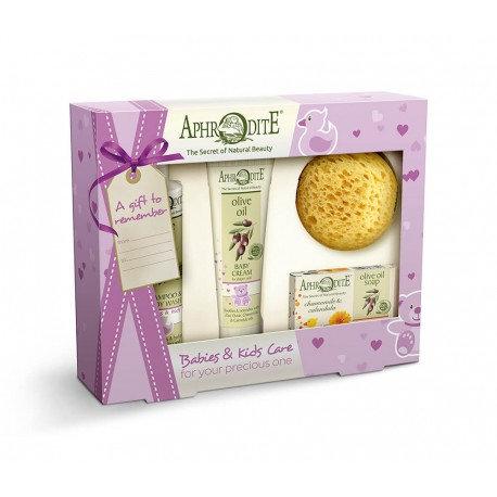 APHRODITE Babies & Kids Bath Gift Set