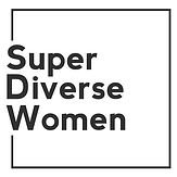 Super Diverse Women - logo
