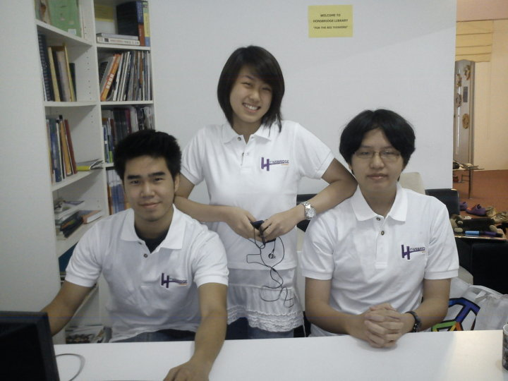 G1 white polo shirt lauren tim and joshua