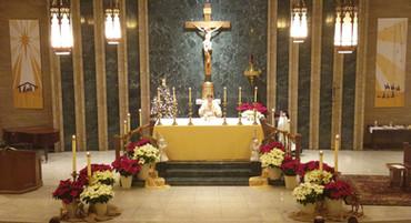 Christmas, St Mary Berea