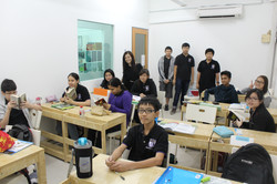 J3 happy class 2012