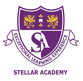 Stellar Academy School Badge