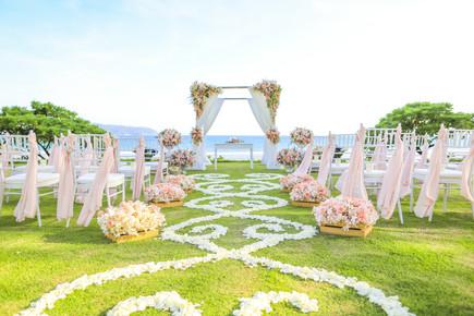shutterstock_657654997 - Outdoor Wedding