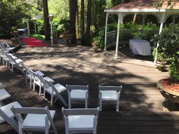 Outdoor Wedding - Allegro Function Centr