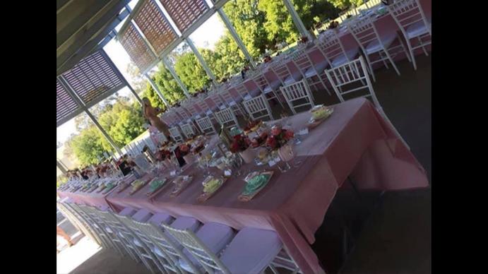 Bridal Shower - Tiffany Chairs