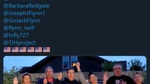 General Flynn & Family Take The Oath!