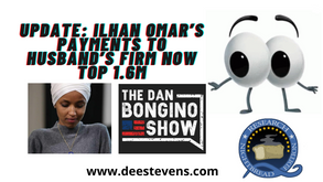 Update: Ilhan Omar's Payments to Husband's Firm Now Top 1.6M