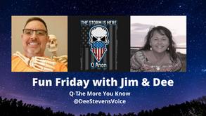 Fun Friday with Jim & Dee 07102020