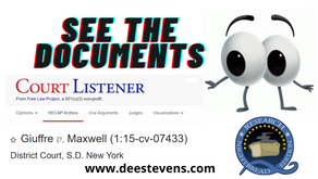 Want To See The Documents?