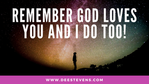 Scripture Of The Day With Dee Stevens - 07/29/2020