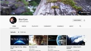 Blue Eyes - My New Featured Artist