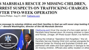 More Missing Kids Being Found!