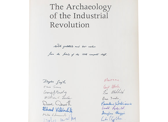 Stephen Hawking Signed Book