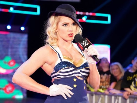 WWE Has Reportedly Given Up On Lacey Evans Once Again