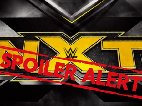 Huge possible spoiler for big NXT match tonight