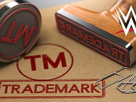 WWE Files New Trademarks On January 4th