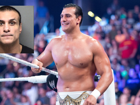 Former WWE Star Alberto Del Rio Could Face Life In Prison After Aggravated Kidnapping