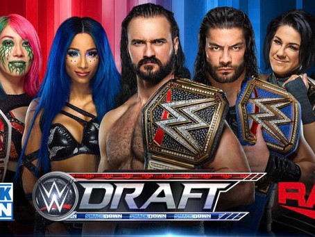 Rules & Names Revealed For The WWE Draft,Some Interesting Names Included