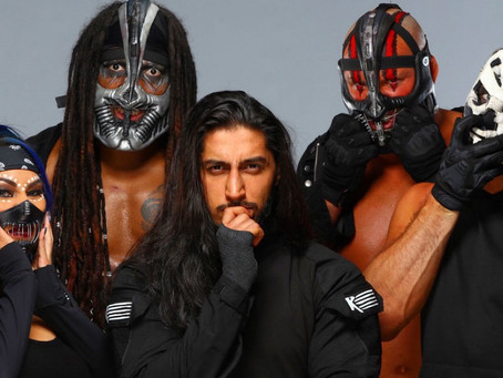 WWE Possibly Planning To Break Up Retribution Soon