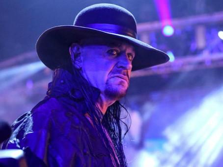 The Undertaker On Feeling Like A Burdon Before He Retired