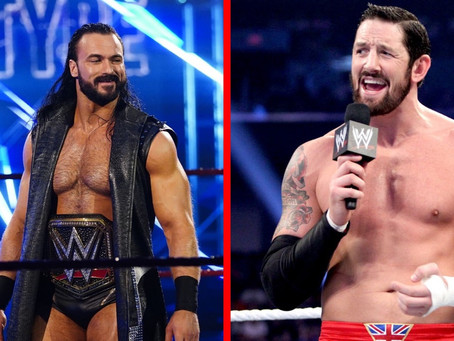 "Drew McIntyre Responds To ""Grandpa"" Wade Barrett Who Said He Would Embarrass Him When He's Ready"