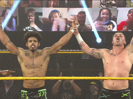 MSK Arrives In NXT And Picks Up A Big Win In The Dusty Classic