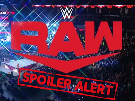 Spoiler: Big Storyline Planned For Tonight On RAW