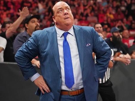 Paul Heyman Discusses WWE Firing Him As Head Of RAW Creative