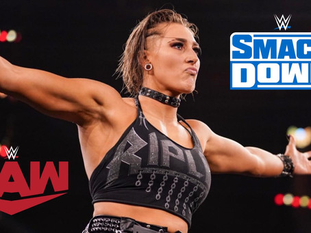 Rhea Ripley Finally Coming Up To The Main Roster