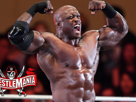 Bobby Lashley Reportedly Scheduled For Huge WrestleMania 37 Match