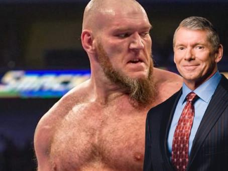 Vince McMahon's Current Feelings On Lars Sullivan