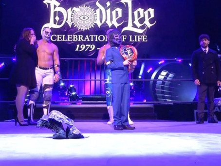 AEW Dynamite's Brodie Lee Tribute Show Was A Beautifully Done Homage To A True Champion
