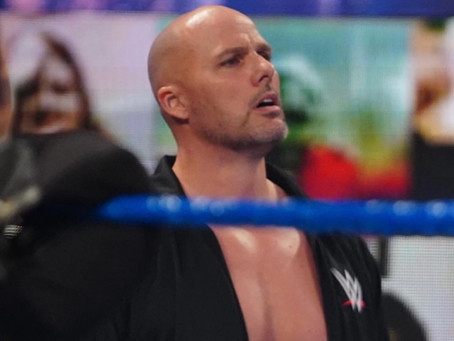 Adam Pearce Becomes The New #1 Contender For The Universal Championship on SmackDown